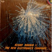 Reddy Robbio & The New Electronics Compagny - Reddy Robbio & The New Electronics Compagny