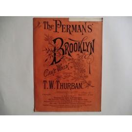 The Parmans'Brooklyn  Cake Walk T W Thurban