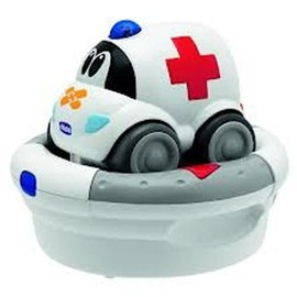 Chicco Voiture Rc Rechargeable Ambulance