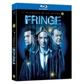 Fringe - Saison 4 - Blu-Ray de Joe Chappelle