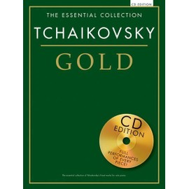 The Essential Collection: Tchaikovsky Gold (CD Edition) + CD