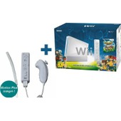 Wii Inazuma Eleven Strikers Pack Blanc+ Control Pack