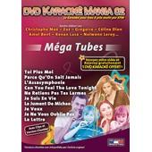 Dvd Karaok� Mania 02 - M�ga Tubes