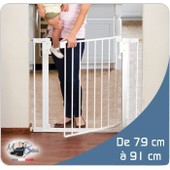 Monsieur B�b� - Barri�re De S�curit� Extensible De 79cm � 91cm