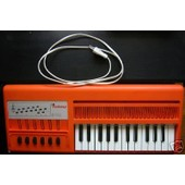 Clavier Bontempi B 103 Vintage Orange