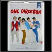 Calendrier 2013 One Direction - 1d - A3
