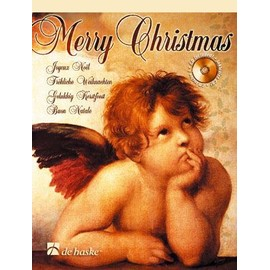 Merry Christmas Bugle, Clarinette, Trompette en Sib + CD