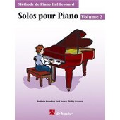 Les Solos Hal Leonard Vol. 2 + Cd