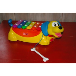 Xylophone Chien Musical