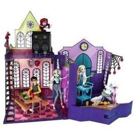 Lyc�e Poup�e Monster High