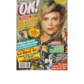 Ok Age Tendre 603 Samanta Fox Philippe Lavil Jocelyne Beroard Elvis Et Le Cinema,