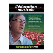 L'�ducation Musicale Suppl�ment Bac 2013 577