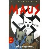 Maus L'int�grale de Art Spiegelman