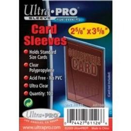 Protege Carte Ultra Pro (X100)