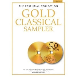 The Essential Collection: Gold Classical Sampler + CD