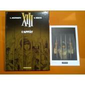 Xiii T.21 L'app�t Edition Sp�ciale L'adresse 1000ex + Xl de Jigounov Sente