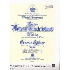 Kohler Danse des pierrots op. 88 n°4