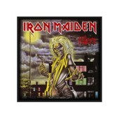 Ecusson Patch Iron Maiden Killers