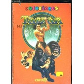 Coloriages Tarzan N� 4. de edgar rice burroughs