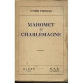 Mahomet Et Charlemagne de Henri Pirenne