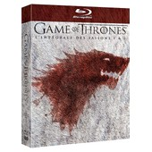 Game Of Thrones (Le Tr�ne De Fer) - L'int�grale Des Saisons 1 & 2 - Blu-Ray de Timothy Van Patten