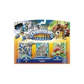 Skylanders Giants Battle Pack : Dragonfire Cannon + Chop Chop + Shroomboom