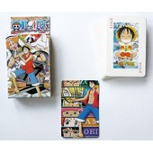 Jeu De Cartes One Piece - 52 Cartes + 2 Jokers