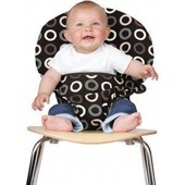 R�hausseur, Si�ge Nomade - Totseat Couleurs Coffee Bean