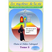 Les Myst�res De La Vie Tome 3 La Mort de Claire Et Didier Salvignol