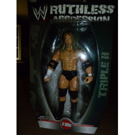 Coffret Catch Ruthless Agression : Triple H