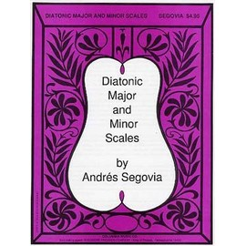 Segovia Diatonic Major & Minor Scales