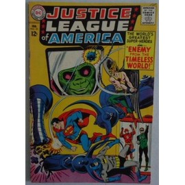 Justice League Of America N�33 (Vo) 02/1965