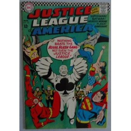 Justice League Of America N�43 (Vo) 03/1966
