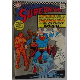 Superman N�190 (Vo) 10/1966