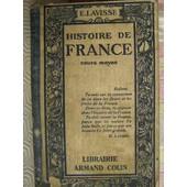 Histoire De France - Cours Moyen - 1928 de E. Lavisse