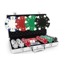 Malette Poker Dice 300 Jetons