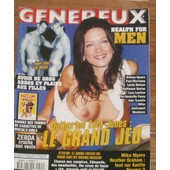 Genereux Bricol Girls D'alain Chabat 2p/ Britney Spears 2p/ Catherine Zeta Jones 2p/ Mike Myers 2p/ Heather Graham 2p/ Travolta 2p/ Zebda 2p/ Leslie Nielsen 2p/ Magazine D'humour Et De Sexe Trash 35