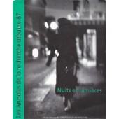 Les Annales De La Recherche Urbaine N� 87 Septembre 2000 - Nuits Et Lumi�res