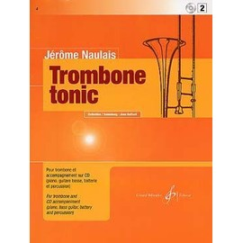 Naulais Trombone Tonic Vol. 2 + CD