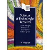 Sciences Et Technologies Tertiaires - Sciences Et Technologies Tertiaires