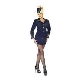 Costume Hotesse De L'air Sexy Sd M