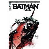 Batman Saga N� 3 : Batman + Detective Comics + Batman & Robin + Batgirl de divers