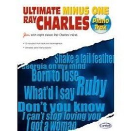 Ray Charles - ULTIMATE MINUS ONE + CD