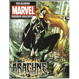 Revue Marvel Figurine Collection Arachne 174