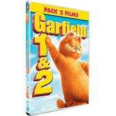 Garfield - Le Film + Garfield 2 - Pack 2 Films de Peter Hewitt