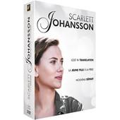 Scarlett Johansson - Coffret 3 Films : Nouveau D�part + Lost In Translation + La Jeune Fille � La Perle - Pack