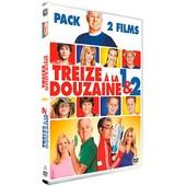 Treize � La Douzaine 1 + 2 - Pack 2 Films de Levy Shawn