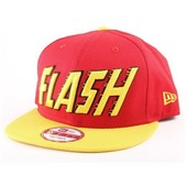 Casquette Snapback Marvel Comics The Flash