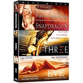 Sexy Girls - Coffret 3 Films : Snapdragon + Three + Eve - Pack de Worth Keeter