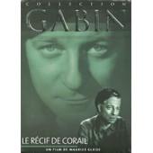 Dvd Collection Gabin - Le R�cif De Corail de Maurice Gleize